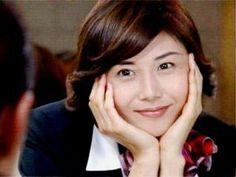 Nanako Matsushima in Yamatonadeshiko Japanese Drama, Japanese Beauty, Japanese Girl, Asian Beauty, Beautiful Person, Beautiful Women, ガンダム The Origin, Girl Artist, Human Behavior