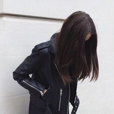 Leather jacket and HAIM hair Rose Hathaway, Krysten Ritter, Revy Black Lagoon, Cora Hale, Helena Bertinelli, Melinda May, Wanda Marvel, Kate Bishop, Mein Style