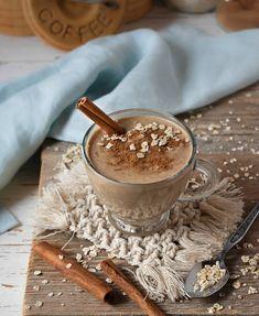 Ζεστή κρέμα βρώμης με ταχίνι – Warm tahini oatmeal – Let's Treat Ourselves