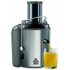 The Big Boss 700-Watt Juicer is very simple to operate. 700 wattage juicer that operates on two different speed. Easy to assemble and wash. It rotates for 18,000 times per minute at fast speed setting to finely extract fruits and vegetable with their juices.  Easy to clean. It is made of stainless steel which makes it perfect and safe to clean even in dishwashers. The low wattage plug is powerful enough to extract enzymes and nutrients to the very last drop so nothing goes to waste.