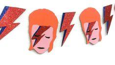 New birthday ilustration music david bowie ideas Rockstar Party, David Bowie Birthday, Bowie Ziggy Stardust, Kind And Generous, Diy Birthday Decorations, Star Wars, Music Party, Party Time, 70s Party