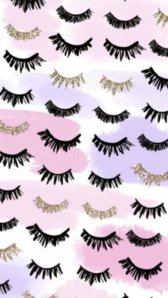 Spring lash shedding growth how to grow eyelashes falling out individual extensions mink eyelash thinning makeup back loss treatment bottom oil free mascara for regrow lashes losing cycle single wi… Applying False Lashes, Applying Eye Makeup, Makeup Wallpapers, Cute Wallpapers, Lash Quotes, Beauty Lash, Lush Beauty, Lashes Logo, Lash Room
