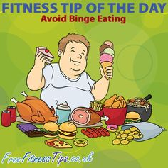 Learn how to avoid binge eating without giving up your favourite foods.