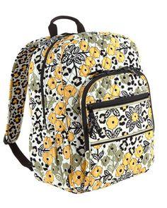 Vera Bradley backpacks! Go Wild