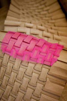 Photographic Print: Work of Gérard Lognon, Pleat Maker for over Four Generations : Textile Manipulation, Fabric Manipulation Techniques, Textiles Techniques, Textile Design, Textile Art, Smocking Tutorial, Smocking Patterns, Generation Photo, Origami Paper Art