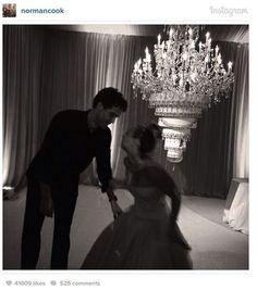 Casamento Real - Kaley Cuoco e Ryan