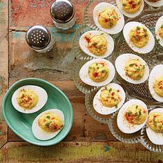 Deviled Eggs   MyRecipes.com