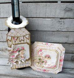 Craft and You Design: A Birthday gift/Prezent urodzinowy