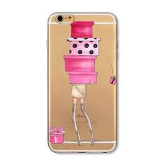 Shopping Chick iPhone Case - A lovely soft and ultra thin fitting cover for the iPhone series, with a Shopping Chick Design. ➤ http://gearkong.com/products/shopping-chick-iphone-case?utm_campaign=outfy_sm_1481839260_644&utm_medium=socialmedia_post&utm_source=pinterest 15% Discount Code Available #GearKong #iphone5 #iphone7plus #iPhone #iphone6plus #Phone #iphone6 #iphone5c #Case #iphone7