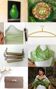 Earthy Wednesday by Dobromira Ivanova on Etsy--Pinned with TreasuryPin.com