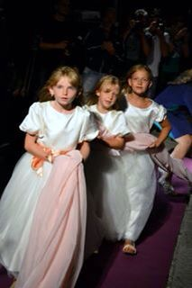 Dječje haljinice su predivna stvar koja čine djeverušice da budu predivne