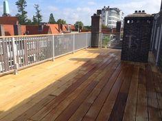 Best dakterras vloer images glass roof terraces