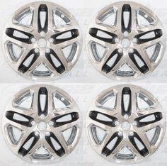"NEW! Toyota / Toyota Tundra 18"" Chrome Wheel Skins"