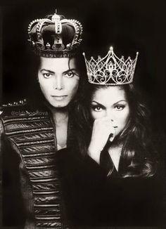 Michael & Janet Jackson---just plain badass!!