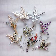 Image gallery – Page 838021443131986337 – Artofit Hair Jewelry, Bridal Jewelry, Beaded Jewelry, Hair Brooch, Kawaii Jewelry, Wedding Hair Pins, Bridal Hair Flowers, Hair Decorations, Hair Beads