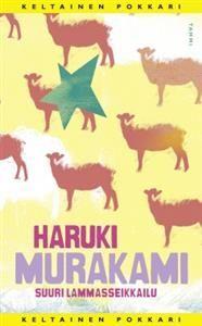 €6 Haruki Murakami Suuri lammasseikkailu