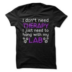 Hang With My Lab T SHIRT