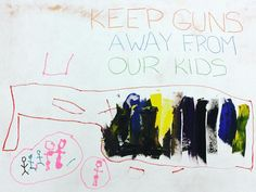 #VisionQuilt supports being a responsible gun owner. Keep your guns locked safely away from children. #ForTheChildren #NotOneMore #GunSense
