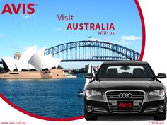 This time, Australia is the home of the biggest extravaganza for cricket and cricket lovers. Visitors all over the world have arrived to witness the biggest of the big cricketing events. This beautiful country has a great scenic beauty and many important places to visit while you are not aching the matches. Make your travel in Australia memorable, seamless, and affordable with AVIS car rental services. Book a car for 10 days in Australia and avail 3 days free.