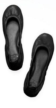 2d2e10c59a53d Classic black cozy flats  toryburch -  Black  Classic  Cozy  Flats