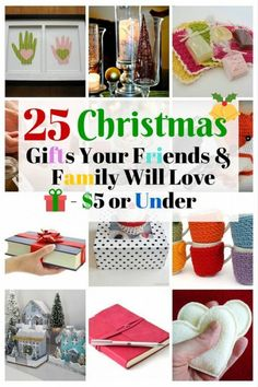 The holidays are a wonderful time of year, but particularly hard on the budget, especially for those who have a particularly long list of family and friends. The search for cheap Christmas gifts usually turns up with items. Read More > Inexpensive Christmas Gifts, Frugal Christmas, Diy Christmas Gifts For Family, Christmas Gift Baskets, Diy Gifts For Kids, Easy Diy Gifts, Homemade Christmas Gifts, Xmas Gifts, Homemade Gifts