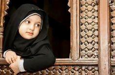 Cute Muslim Babies Praying Photos