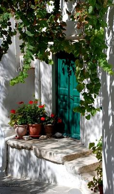 Naxos Island, Greece by Chris Gregory
