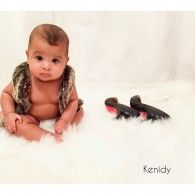 #thecutekid #FashionBaby #Red  Bottoms #Fur #Louboutin #Fashionista