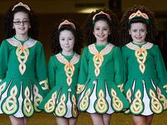 The 45th annual World Irish Dancing Championships are being held this weekend in Canada.