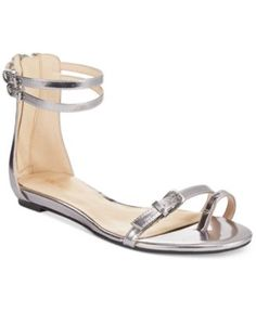 Nine West Onque3 Flat Sandals | macys.com