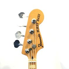 Show details for Used Fernandes BURNY BASS Bass Guitar Sunburst - AS IS