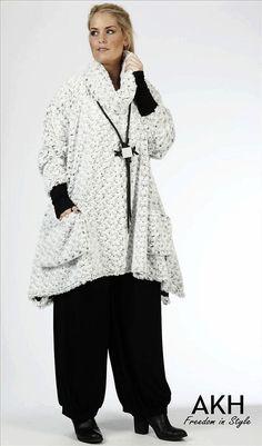 Traumhafte Lagenlook Pullover - AKH Fashion