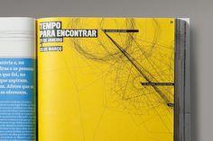 European Capital of Culture Programme Book by Atelier Martino&Jaña, via Behance