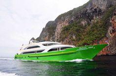 Krabi Ferry To Koh Phi Phi