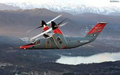 AgustaWestland AW609, formerly the Bell/Agusta BA609, is a twin-engined tiltrotor VTOL aircraft with a configuration similar to the Bell Boeing V-22 Osprey