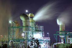 旅の目:仙台港・工場夜景
