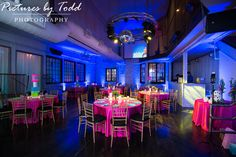 The recently renovated Platform Thirty was home to Club SJH for one night only; and one certainly no one will forget! Pink Themes, Bar Mitzvah, Center Pieces, First Night, Philadelphia, Forget, Platform, Club, Photography