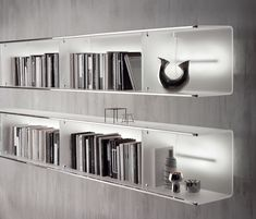 Beam by Acerbis | Wall shelves