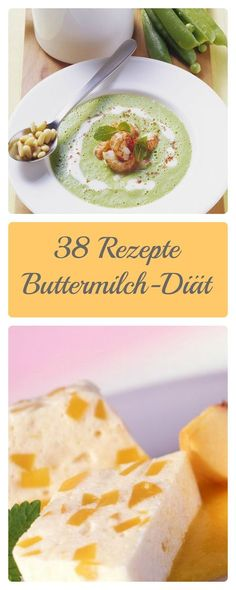 Buttermilch ist abwechslungsreich und säuerlich-frisch. Überzeugen Sie sich von der Buttermilch-Diät.