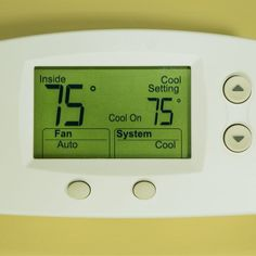 The Best Thermostat Settings