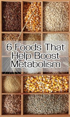 6 Foods That Help Boost Metabolism http://fitering.com/6-foods-boost-metabolism/