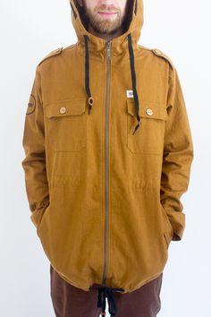 RCM CLOTHING / HEMPSTER JACKET  Sustainable Hemp Apparel, 55% hemp 45% organic cotton twill http://www.rcm-clothing.com/