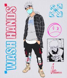Naruto Kakashi, Sarada Uchiha, Naruto Art, Anime Naruto, Hinata, Best Naruto Wallpapers, Cool Anime Wallpapers, Black Anime Characters, Naruto Characters