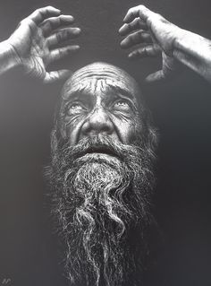 Lee Jeffries, Black And White Portraits, Black And White Photography, Old Man Portrait, Emotional Photography, Pose Reference Photo, Old Faces, Best Portraits, Interesting Faces
