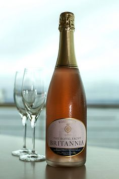 Britannia's rose wine