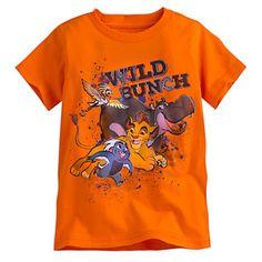 The Lion Guard Splatter Tee for Boys | Disney Store