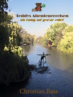 Ein Hamburg Abenteuer, welches Teddy nach Wilhelmsburg führt. Zusammen mit dem kleinen Tim baut er sich ein Floß und begibt sich auf eine große Fahrt auf einem kleinen abgelegenen Seitenarm der Elbe.    Was er dort alles erlebt, könnt ihr im September auf dem Blog nachlesen.    http://teddysabenteuerreisen.blogspot.com/