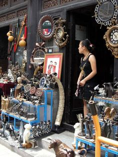 Flea Markets from Around the World