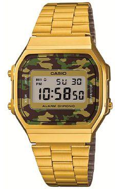 9ea3f0a8ddb Casio Casio Collection A168WEC-3EF - Casio Watches