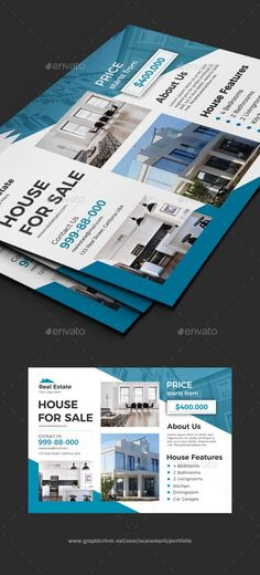 100+ Free Real Estate Flyer PSD Templates Download ...
